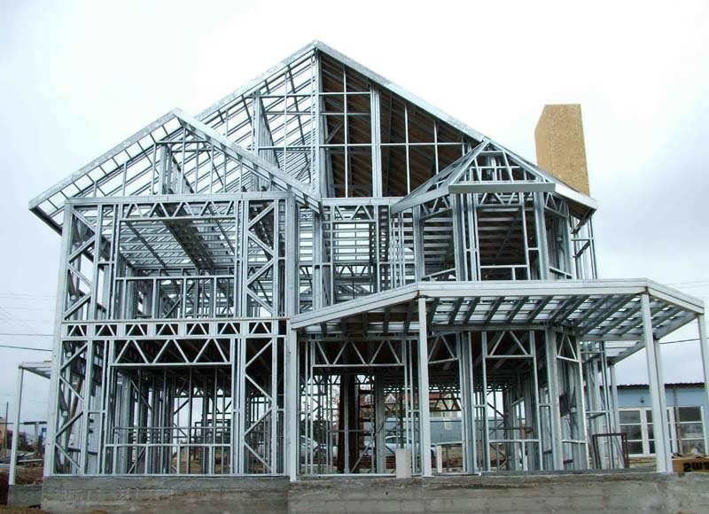 فلزات ساختمانی