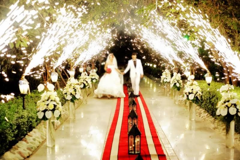 طرح توجیهی احداث تالار عروسی