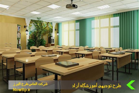 طرح توجیهی احداث یک آموزشگاه آزاد