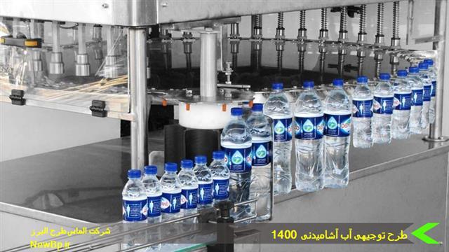 سود کارخانه آب آشامیدنی